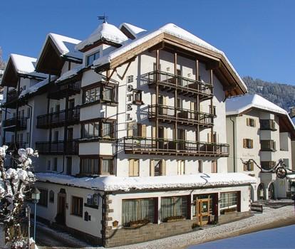 Hotel Dolomiti Madonna - Ortisei in Val Gardena